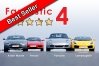 Fantastic 4 Supercar Choice inc. HSPR