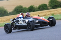 Ariel Atom Three Car Experience