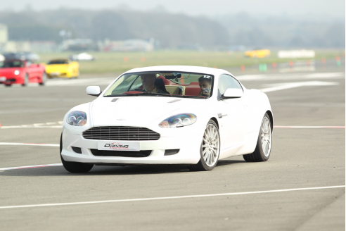 Goodwood Aston Martin Experience
