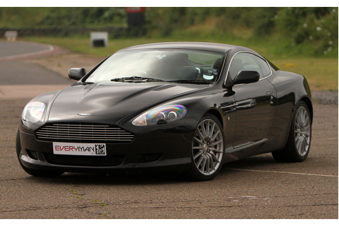 Junior Aston Martin Taster