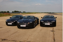 Aston Martin Three Car Experience