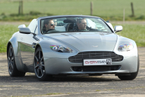 Aston Martin Driving Experience +FREE High Speed Ride