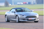 Aston Martin Hot Laps