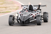 Ariel Atom Two Car Experience