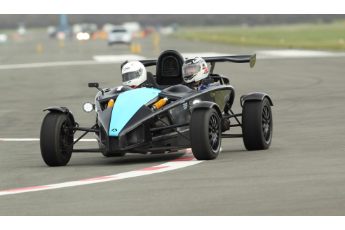 Goodwood Ariel Atom Experience