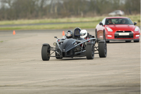 Goodwood Ariel Atom Hot Lap Experience