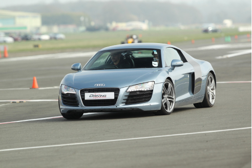 Goodwood Audi R8 Experience