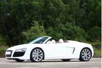 Audi R8 V10 Driving Experience