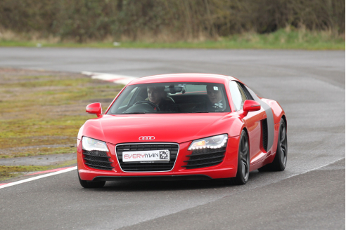 Goodwood Audi R8 Hot Lap Experience