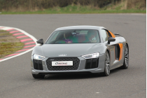 Audi R8 V10 Plus Hot Laps