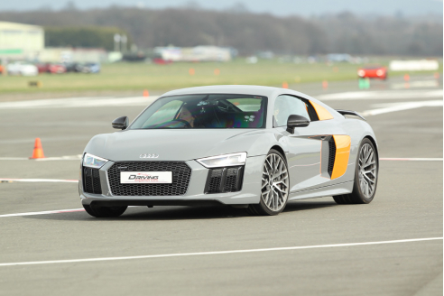 Goodwood Audi R8 V10 Plus Experience
