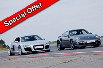 Aldershot Five Car Taster Date Specific Offer Inc. Hot Lap