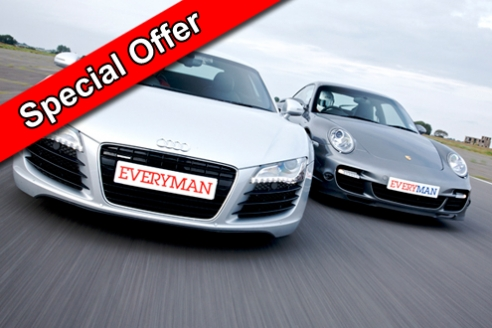 Goodwood Two Car Experience Offer: Goodwood March