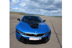 BMW i8 Taster Inc. Atom Hot Lap