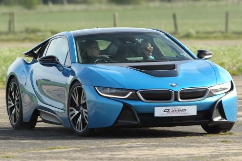 Click to view details and reviews for Bmw I8 Taster Inc Atom Hot Lap.