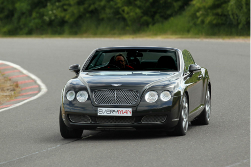 Bentley GT Hot Laps