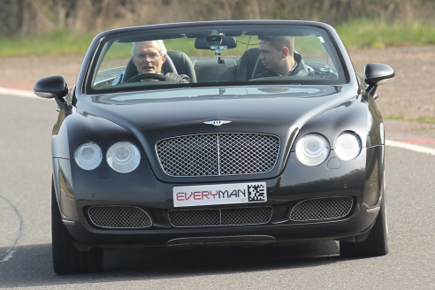 Bentley Continental GT Taster
