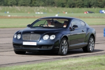 Bentley Continental GT Taster Inc. Atom Hot Lap