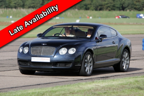 Bentley Taster - Date Specific Offer
