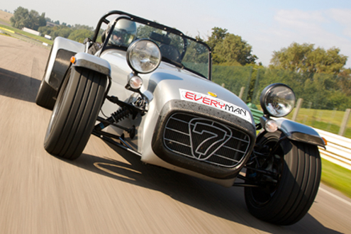 Click to view details and reviews for Caterham Taster.