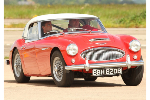 Click to view details and reviews for Austin Healey 3000 Experience Heyford Park.