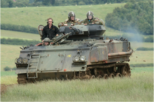Click to view details and reviews for Tank Driving Experience.