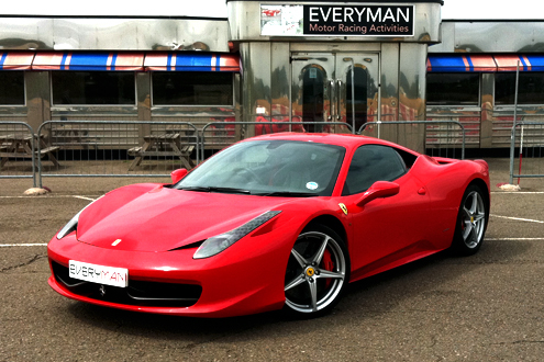 Click to view details and reviews for Junior Ferrari 458 Taster.
