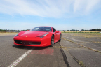 Junior Ferrari 458 Taster