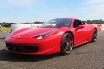 Ferrari 458 Experience Weekdays and Weekends