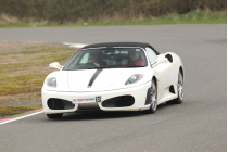 Goodwood Ferrari Hot Lap Experience