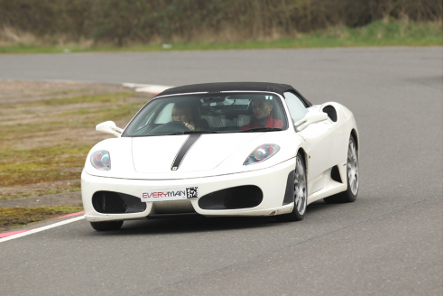 Brands Hatch One Car Thrill Special Offer Inc. Hot Lap