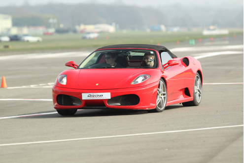 Goodwood Ferrari Experience