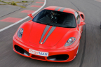 Ultimate Ferrari Taster Inc. Hot Lap