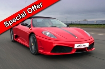 Aldershot Three Car Taster Date Specific Offer Inc. Hot Lap