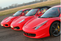 Goodwood Ultimate Ferrari Experience Inc. Hot Lap