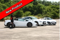 Double Supercar Experience and Segway Rally