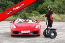 Supercar Experience and Segway Rally