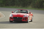 Jaguar F-Type Taster Inc. Atom Hot Lap