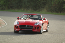 Jaguar F-Type Hot Laps