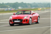 The Jaguar F-Type Experience
