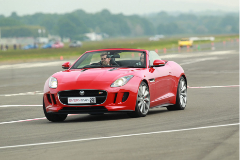 Click to view details and reviews for Jaguar F Type Taster.
