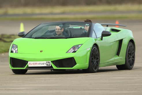 Junior Lamborghini Taster