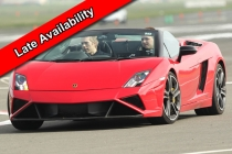 Lamborghini Taster -  Date Specific Offer