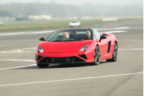 Goodwood Lamborghini Hot Lap Experience
