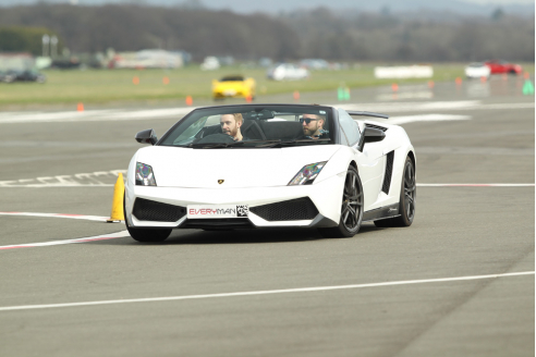 Goodwood Platinum Lamborghini Experience
