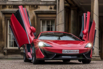 Goodwood McLaren 570s Hot Lap Experience