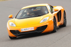 Junior McLaren MP4-12C Taster