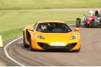 McLaren MP4-12C Hot Laps