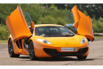 McLaren MP4-12C Passenger Ride