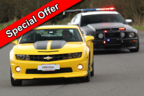 Two Movie Car Taster Prestwold Special Offer